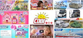 Showroom firmy - Cobi