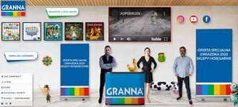 Showroom firmy - Granna
