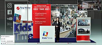 Stoisko targowe firmy KIDS' Time