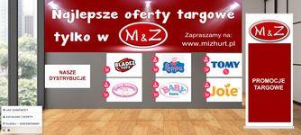 Stoisko targowe firmy MZ
