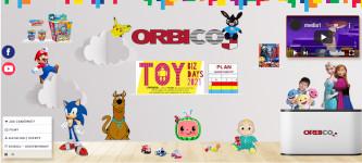 Stoisko targowe firmy Orbico