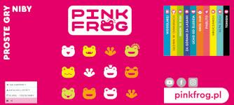 Stoisko targowe firmy Pink Frog