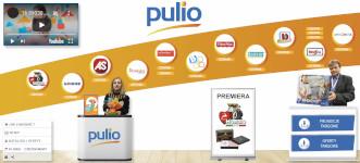 Stoisko targowe firmy Pulio