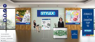 Stoisko targowe firmy Stylex