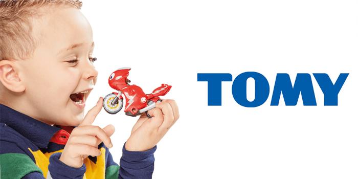 TOMY ujawnia plan marketingowy